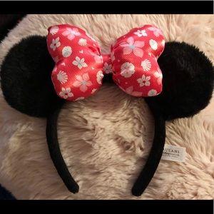 Exclusive Disney Aulani Hawaiian Minnie Ears